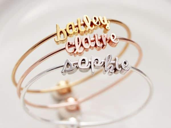 Children's Name Bracelet