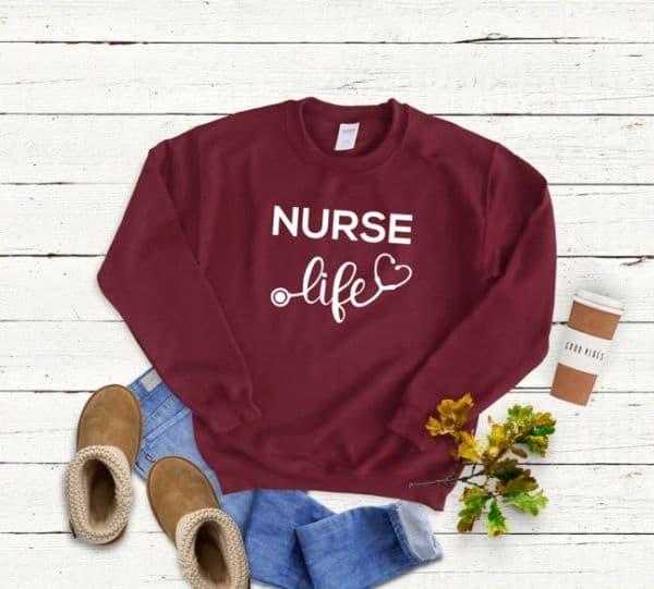 Nurse Life Sweatshirt