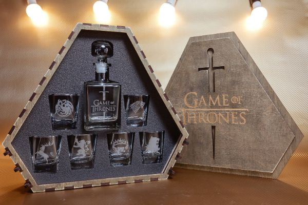Game of Thrones Decanter